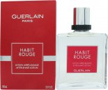 Guerlain Habit Rouge Aftershave 100ml Splash