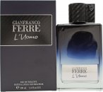 Gianfranco Ferre L'Uomo Eau de Toilette 100ml Spray