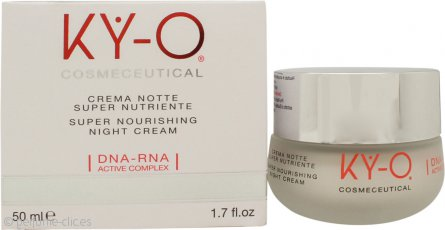 KY-O Cosmeceutical Super Nourishing Crema de Noche 50ml