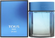 Tous Man Sport Eau de Toilette 3.4oz (100ml) Spray