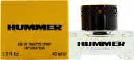Hummer For Men Eau de Toilette 40ml Spray