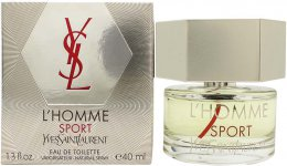Yves Saint Laurent L'Homme Sport Eau de Toilette 40ml Spray