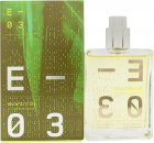 Escentric Molecules Escentric 03 Eau de Toilette 30ml Spray - Con Custodia Da Viaggio