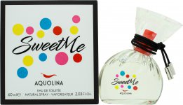 Aquolina Sweet Me Eau de Toilette 60ml Spray
