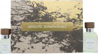 Adolfo Dominguez Agua Fresca Gift Set 120ml EDT + 30ml EDT