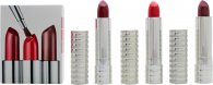 Clinique Long Last Lipstick Gift Set 3 x 3g Lipstick