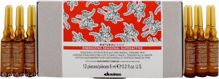 Davines Naturaltech Energising Seasonal Superactive Set Regalo 12 x 6ml