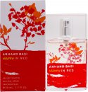 Armand Basi Happy In Red Eau de Toilette 50ml Vaporizador