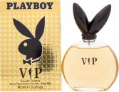 Playboy VIP for Her Eau de Toilette 90ml Vaporizador