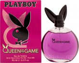 Playboy Queen of the Game Eau de Toilette 90ml Vaporizador