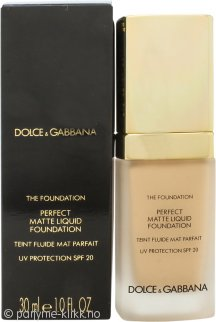 Dolce & Gabbana Perfect Matte Liquid Foundation 30ml - 78 Beige