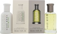 Hugo Boss Boss Bottled Gift Set 1.7oz (50ml) EDT + Unlimited EDT 1.7oz (50ml) Spray