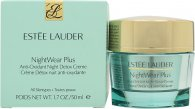 Estee Lauder Nightwear Plus Anti-Oxidan Night Detox Cream 50ml