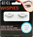 Ardell Demi Wispies Natural Human Hair Lashes - Zwart