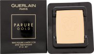Guerlain Parure Gold Radiance Powder Foundation 10g - 2 Beige Clair Genopfyldelig