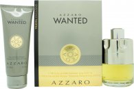 Azzaro Wanted Gift Set 100ml EDT + 100ml Shower Gel