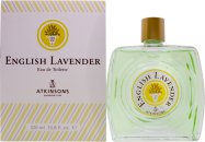 Atkinsons English Lavender Eau de Toilette 320ml Splash