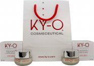 KY-O Cosmeceutical Duo Pack Day Cream 50ml + Night Cream 50ml