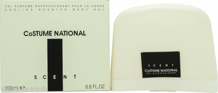 Costume National Scent Cooling Body Gel 200ml