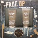 Tigi Bed Head For Men Face Up Gift Set 100ml Beard & Hair Balm + 125ml Aftershave Balm
