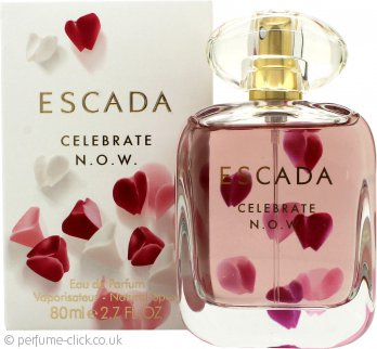 Escada Celebrate Now Eau De Parfum 80ml Spray