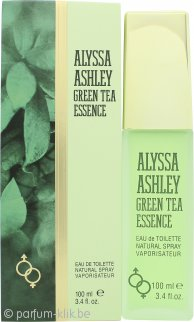 Alyssa Ashley Green Tea Essence Eau de Toilette 100ml Spray