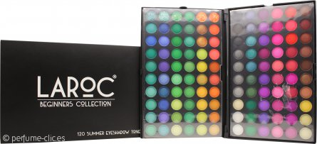 LaRoc Cosmetics Eyeshadow Palette 156g - 120 Summer Colours