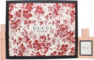 Gucci Bloom Gift Set 50ml EDP + 7.4ml EDP
