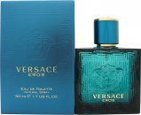 Versace Eros Eau de Toilette 50ml Spray