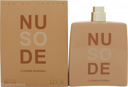 Costume National So Nude Eau de Parfum 100ml Spray