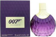James Bond 007 For Women III Eau de Parfum 75ml Spray