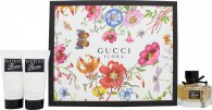 Gucci Flora Gift Set 50ml EDP + 2 x 50ml Body Lotion