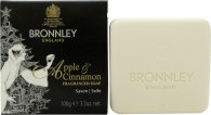 Bronnley Apple and Cinnamon  Soap 100g