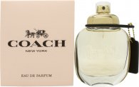 Coach New York Eau de Parfum 50ml Spray