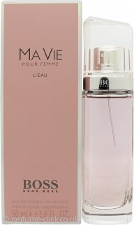 hugo boss ma vie 50 ml