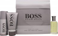 Hugo Boss Boss Bottled Gift Set 100ml EDT + 150ml Shower Gel + 150ml Deodorant Spray