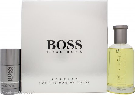 Hugo Boss Bottled Gift Set 200ml EDT + 75ml Deodorant Stick
