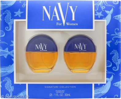 Dana Navy For Women Geschenkset 2 x 30ml EDC