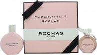 Rochas Mademoiselle Rochas Gift Set 50ml EDP + 150ml Body Lotion