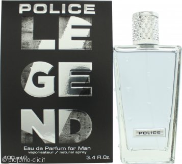 Police Legend For Man Eau de Parfum 100ml Spray
