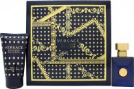 Versace Pour Homme Dylan Blue Set de Regalo 30ml EDT + 50ml Gel de Ducha