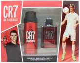 Cristiano Ronaldo CR7 Gift Set 200ml Shower Gel + 150ml Body Spray
