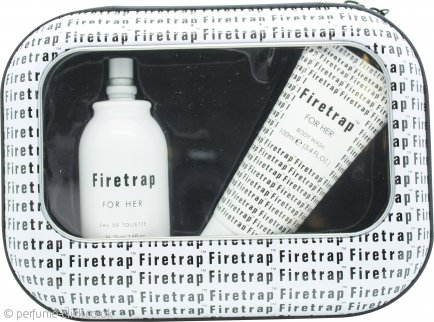 Firetrap For Her Gift Set 75ml EDT + 100ml Shower Gel