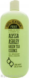 Alyssa Ashley Green Tea Essence Duschgel 750ml