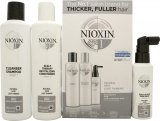 Wella Nioxin System 1 Gift Set 150ml Shampoo Cleanser + 150ml  Scalp Revitaliser + 50ml Scalp Treatment