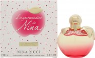 Nina Ricci Les Gourmandises De Nina Eau de Toilette 80ml Spray - Limited Edition