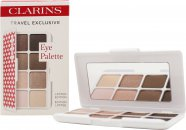 Clarins Travel Exclusive Limited Edition 8 Shadow Eye Palette 5.6g
