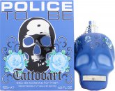 Police To Be Tattooart for Man Eau de Toilette 125ml Spray