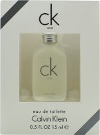 Calvin Klein CK One Eau de Toilette 15ml Spray