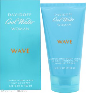 Davidoff Cool Water Woman Wave Body Lotion 150ml